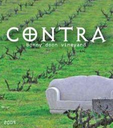 2010 Bonny Doon Vineyard Carignane Contra