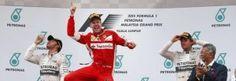 Formula 1: Gp Malesia , Vettel prima vittoria in Ferrari