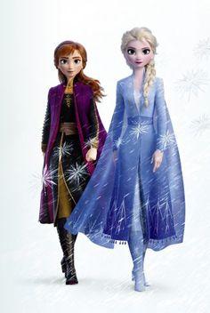 Download Frozen 2: Elsa and Anna Portrait Wallpaper   CellularNews