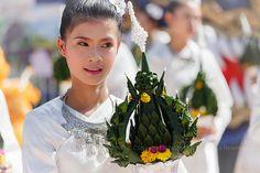 Phi Ta Khon Festival, Dansai, Loei, Thailand on Flickr.