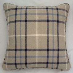 Laura Ashley Cushion Cover In Keynes Midnight  Fabric