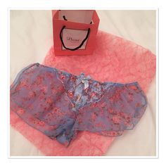 Couldn't #resist #purchasing these #pretty #little #frills ! @bouxavenue  #knickers #lace #underwear #bouxavenue #pretties #skivvies #frenchknickers #pants #undies #panties #intimates #fblogger #fashionista #fashion #fun #lacey #shoppingbab #cute #pink #floral #pearlsandvagabonds