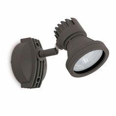 Proyector Mini Project GU10 50W Ø 7,3 gris oscuro 71390 de Faro [71390] - 33,90€ :