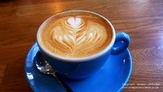 Coffee at Six Eight Cafe, Birmingham, UK. Checkout other coffee bars at Travel Unpacked