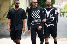 Men's Fashion Week Street Style 39