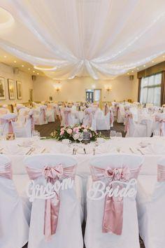 Wedding breakfast Wedding Breakfast, Bridesmaid Dresses, Wedding Dresses, Table Decorations, Weddings, Home Decor, Bridal Dresses, Homemade Home Decor, Bridal Gowns