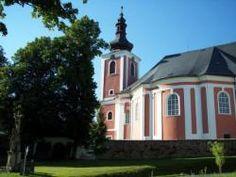 Tip na výlet - Kostel Božanov-kostel sv .Marie Magdaleny z r. 1735 u polských hranic-foto Lukáš Fuchs