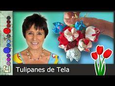 CosoQueTeCoso: Como hacer tulipanes. Videotutorial
