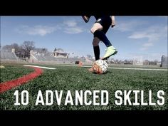 Here are 10 slightly more advanced skill moves that you can use to beat defenders in a match. These moves require practice in training before trying them out. Soccer Player Workout, Soccer Dribbling Drills, Soccer Workouts, Soccer Players, Gym Workouts, Best Gym Workout, Soccer Training, Defenders, Beats