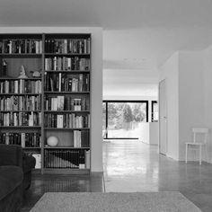STAM architecten — Woning GOOS Jaco, Plans, Open Plan, Bookcase, Houses, Home Decor, Arquitetura, Kitchen Bars, Interiors