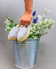 The Workshop Shoes - Shoes and flowers make the perfect match! Perfect Match, Workshop, Spring, Flowers, Summer, How To Make, Handmade, Shoes, Atelier