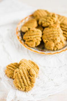 Biscotti leggeri con farina di riso e avena  ricetta vegana