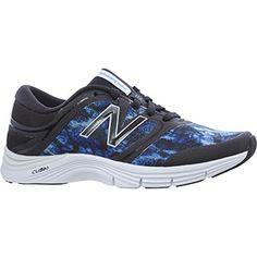 New Balance Black & Blue 711 Trainers