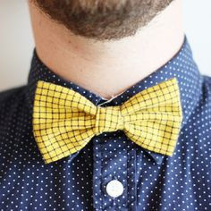 Learn how to make your own bow tie.