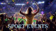 Tickets for concerts - Sport Events