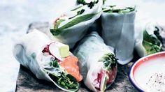 wraps, vietnamesisk mad