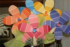 crafts from paint stir sticks - Bing Images