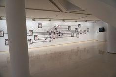 """Rogelio López Cuenca. Exposición """"Radical Geographics"""" en el #IVAM #Valencia #Arte #ArteContemporáneo #ContemporaryArt #Arterecord 2015 https://twitter.com/arterecord"""