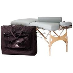This is my massage table! :)    Oakworks Quick Ship / Nova Portable Table Package