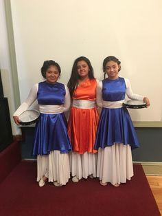 Danza Cristiana - Templo Emanuel - Devora Ruano - NJ