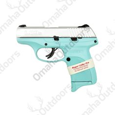 Ruger LC9s Pro Tiffany Blue 9mm 7 RDS 3.12″ Handgun - Omaha OutdoorsLoading that magazine is a pain! Get your Magazine speedloader today! http://www.amazon.com/shops/raeind