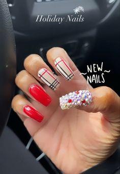 From Christmas 2020 Holiday Nails, Christmas, Xmas, Navidad, Noel, Natal, Kerst, Christmas Nails