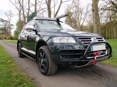Touareg Detachable Bull Bar | Flickr - Photo Sharing!