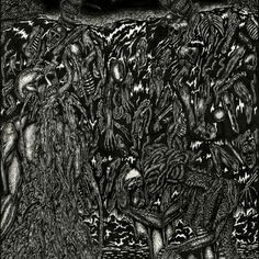 Ritual Chamber - The Pit Of Tentacled Screams. death metal - portal - grave miasma - san francisco