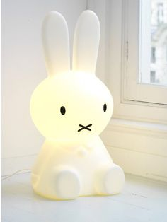 Made in Holland with unbreakable, recyclable polyethylene ~ Miffy
