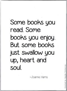 Quotable - Joanne Harris