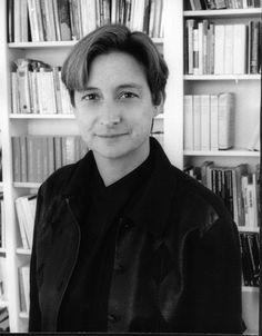 Judith Butler: post-structuralist philosopher, who has contributed to the fields of feminist philosophy, queer theory, political philosophy, and ethics.