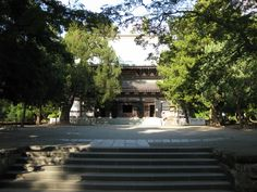 Buddhist temple Engakuji in Kamakura, Japan