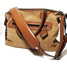 bolsa caramelo, bolsa borda italiana, bolsa marrom, bolsa trabalho, bolsa dia a dia Messenger Bag, Satchel, Bags, Fashion, Tan Purse, Brown Satchel, Hobo Fashion, Silver Color, Handbags