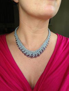 Ravelry: Gatsby Necklace pattern by Shaina Bilow