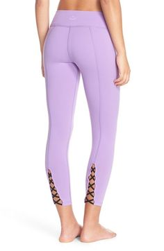 Beyond Yoga Crop Leggings available at #Nordstrom