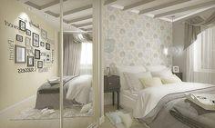 Дизайн интерьера. Екатеринбург.Квартира, спальня. #екатеринбург #дизайнквартиры #спальня #дизайнинтерьера #дизайнер