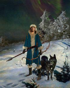 Russian Mythology: Myths and Fairy Tale Art by Howard David Johnson
