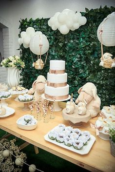 Little Sheep Baby Shower: Inspirations for Your Party - Gender Neutral Baby Shower - Planejamento de Eventos Idee Baby Shower, Shower Bebe, Baby Shower Games, Baby Boy Shower, Shower Party, Baby Shower Parties, Gender Neutral Baby Shower, Baby Gender, Festa Party