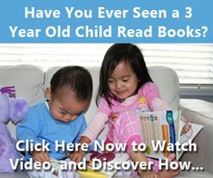 How to teach children to read http://www.howtoteachachildtoread.net/clr