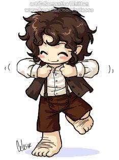 Jig Frodo Jig by *celesse on deviantART