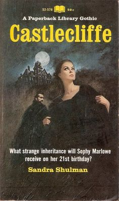 Vintage Romance, Vintage Gothic, Gothic Art, Gothic Books, Best Mysteries, Horror Books, Pulp Fiction, Romance Novels, Paperback Books