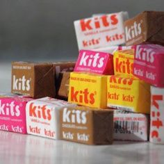 Kits...still love these when I can find them.