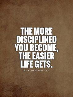 Quotations On Discipline : quotations, discipline, Discipline, Quotes, Ideas, Quotes,
