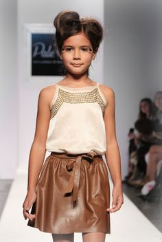 Petite Parade NY Kids Fashion Week In Collaboration With VOGUEbambini
