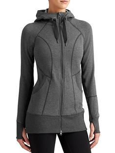 CYA Strength Hoodie 2 - Our coveted Strength Hoodie is dialed in for an even better fit and now comes in a super cozy fabric with a long length that covers up everything want. Hoodie Sweatshirts, Hoodies, Sport Fashion, Fitness Fashion, Fashion Outfits, Workout Attire, Mode Style, Lauren Conrad, Jogging