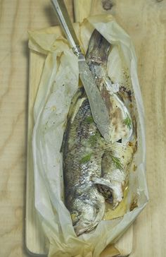 baked pimpfish with dill