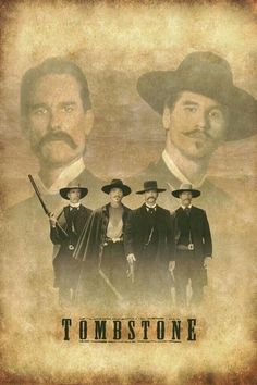 Tombstone ; possibly THE greatest Western film to date ? Val Kilmer stole this movie !