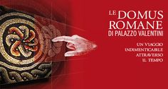 Using state of art technology such as lasers and sound effects, the archaeological remains of ancient Roman houses are brought to life! Situated in the headquarters of the Province of Rome and just a short walk from Piazza Venezia