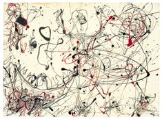 JACKSON POLLOCK WORKS ON PAPER