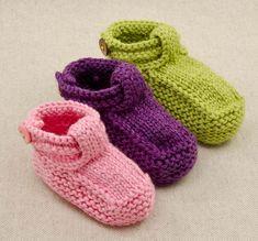 Ravelry: Seamless Baby Sandals pattern by Karen Strauss